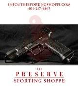 "Pre-Owned - Springfield XDM Elite Semi-Auto 9mm 5.25"" Handgun"