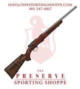 """Anschutz Model 1710 AV HB Bolt Action .22 LR 18"""" Rifle"""