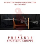 "Pre-Owned - Colt Match HBAR Semi-Auto .223/5.56 20"" Rifle NO MAG"
