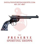 """Heritage RR NBS Exclusive SA .22 LR 6.5"""" Revolver - 1 of 3"""