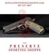 "Pre-Owned - Kimber KHX Pro OR SA .45 ACP 3.75"" Handgun"