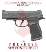 "Sig P365 XL Semi-Auto 9MM 3.7"" X Series MS Handgun"