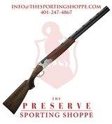 "Beretta 686 Silver Pigeon I O/U 12GA 30"" LH"