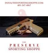 "Pre-Owned - SIG P320-M18 Semi-Auto 9mm 3.9"" Handgun"