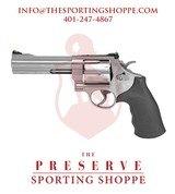 """S&W M629-6 DA 44 Mag. 5"""" Revolver"""