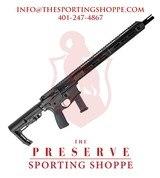 """Christensen Arms CA-9 Semi-Auto 9mm 16"""" Rifle - 1 of 3"""