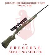 """Savage Axis II Bolt Action 6.5 Creedmoor 22"""" DBM Rifle"""