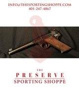 "Pre-Owned - Hi-Standard H-D Military 261 Semi-Auto .22LR 6.75"" Handgun - 1 of 10"