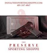"Pre-Owned - Ruger SR45 DA 45ACP 4.5"" Handgun - 1 of 10"