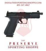 "SS DR920 Combat OR Semi-Auto 9mm 5"" Handgun"