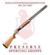 Browning Citori Sporting Maple 725 O/U 12Ga 30''