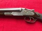 Lefever C Grade 20 ga. Shotgun, - 13 of 15