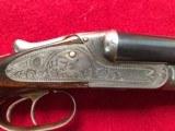 Lefever C Grade 20 ga. Shotgun, - 15 of 15