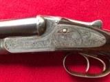 Lefever C Grade 20 ga. Shotgun, - 3 of 15