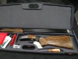 "Perazzi Hi Tech Sporter in 12 gauge with 32"" barrels"