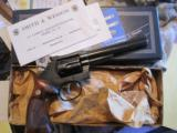 Smith & Wesson 19-4 w/6 - 1 of 9