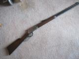 Winchester 1894 Rifle 1/2 rd 1/2 octagon 32 spl. - 1 of 12