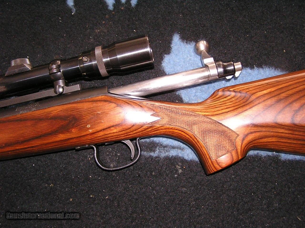 Remington 721 30-06 mild custom  Super Clean + Scope