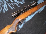 Winchester model 88 red letter in 284 win, nice! - 2 of 12