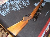 Winchester model 88 red letter in 284 win, nice! - 4 of 12