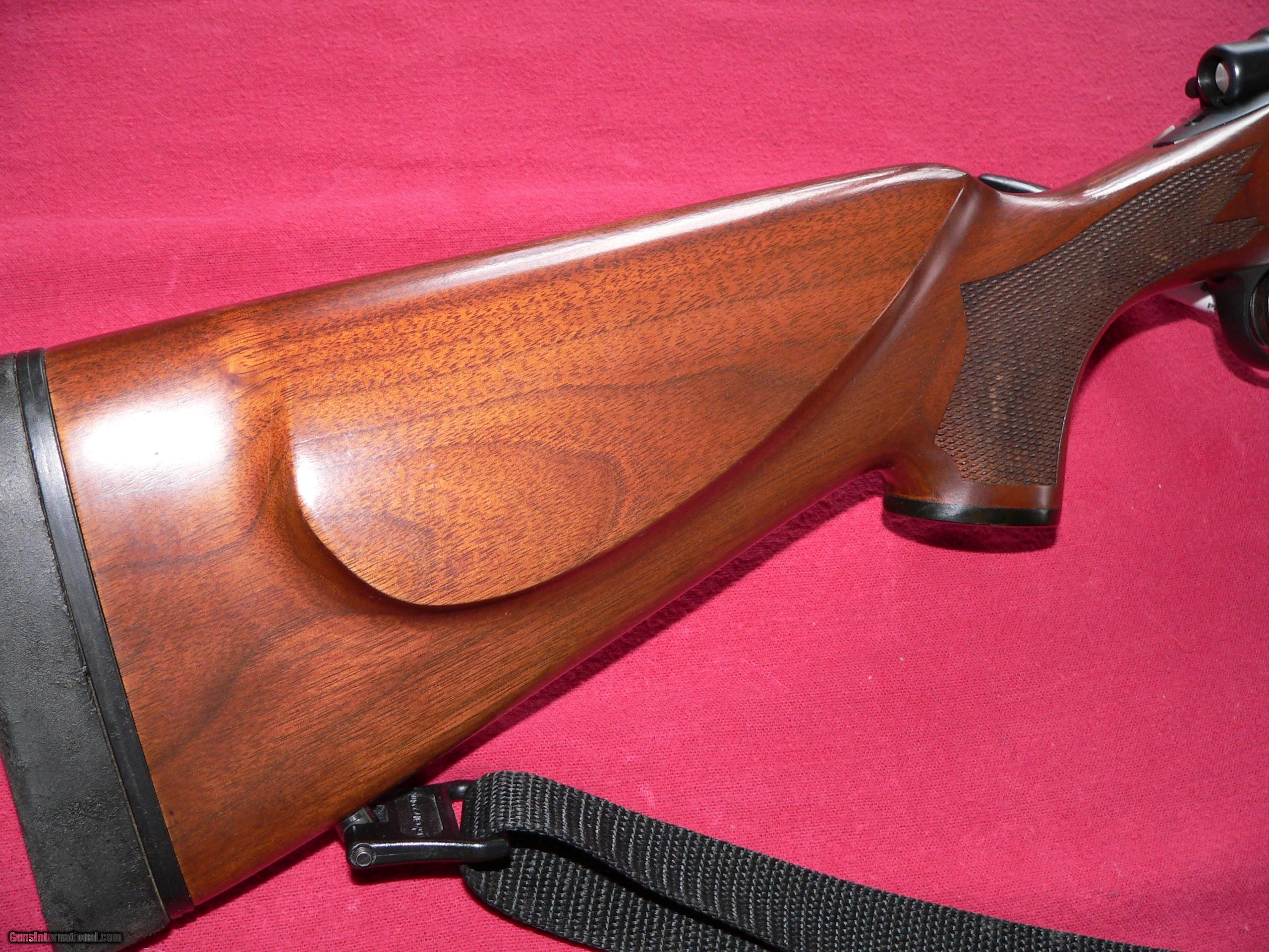 LEFT HAND) Remington Model 700 CDL cal  243 Win  bolt-action