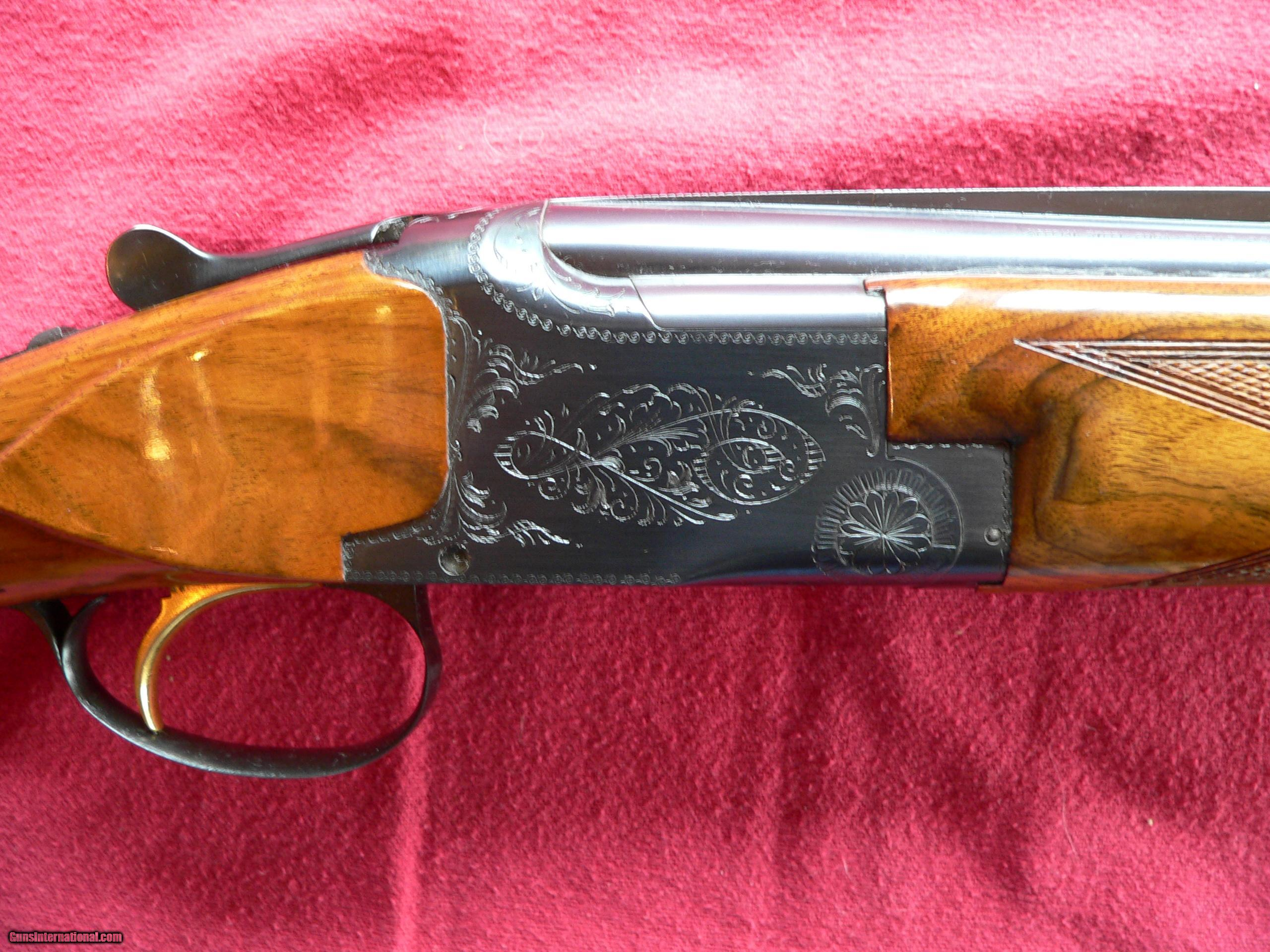 Browning (Belgium) Lightning 20 gauge O/U Field model Long ...