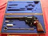 Smith & Wesson Model 29 cal. 44 Mag. Revolver (4-Screw type)