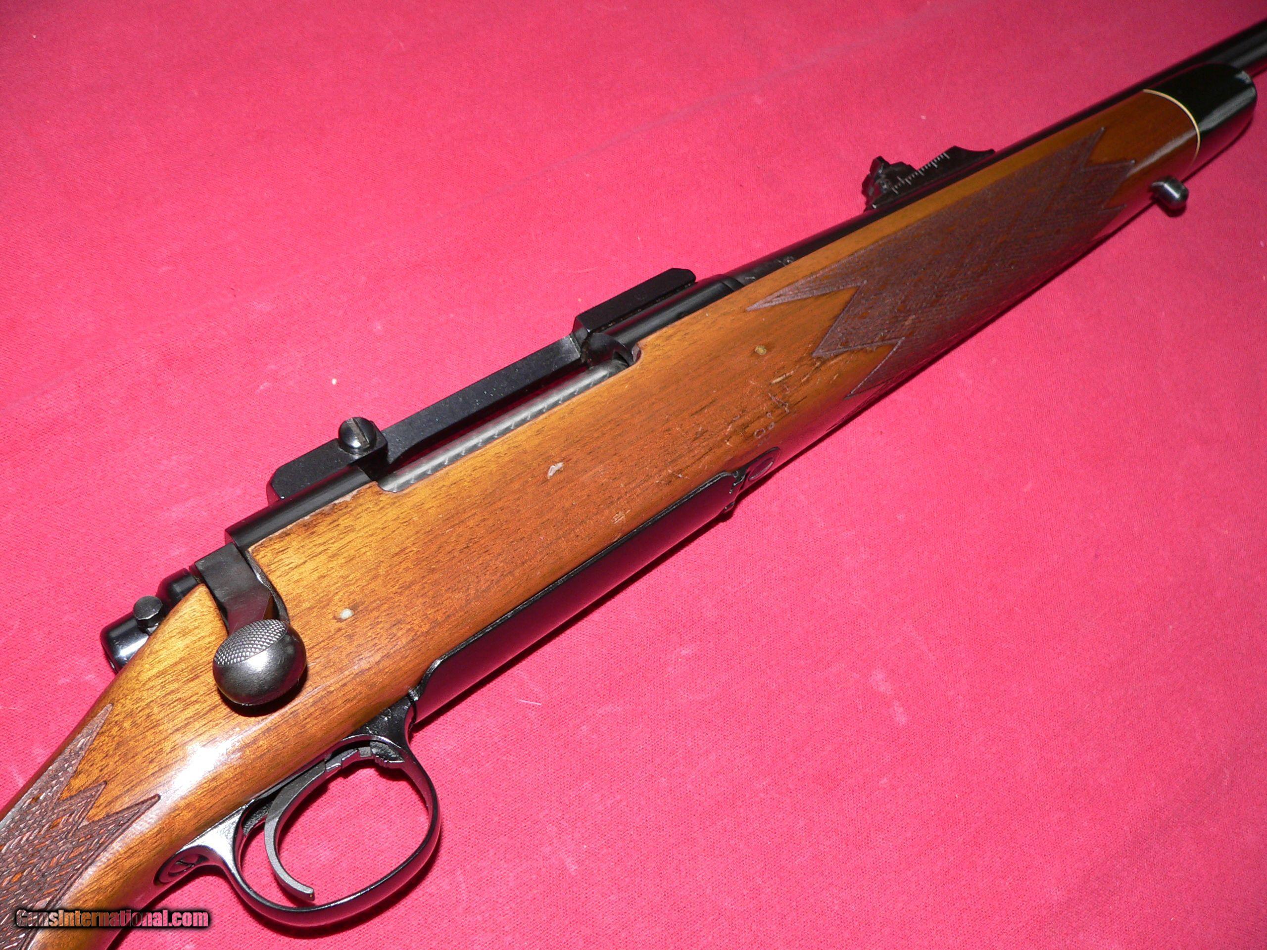 Remington Model 700 BDL cal  7mm Rem  Mag  Bolt-action Rifle