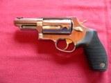 Taurus Model Judge cal. 410/45 Colt 2-1/2-inch Chamber Model Revolver.