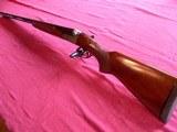 "Churchill Windsor I, 12 gauge Double Barrel Shotgun with 3"" chamber. Barrel Length: 26"""