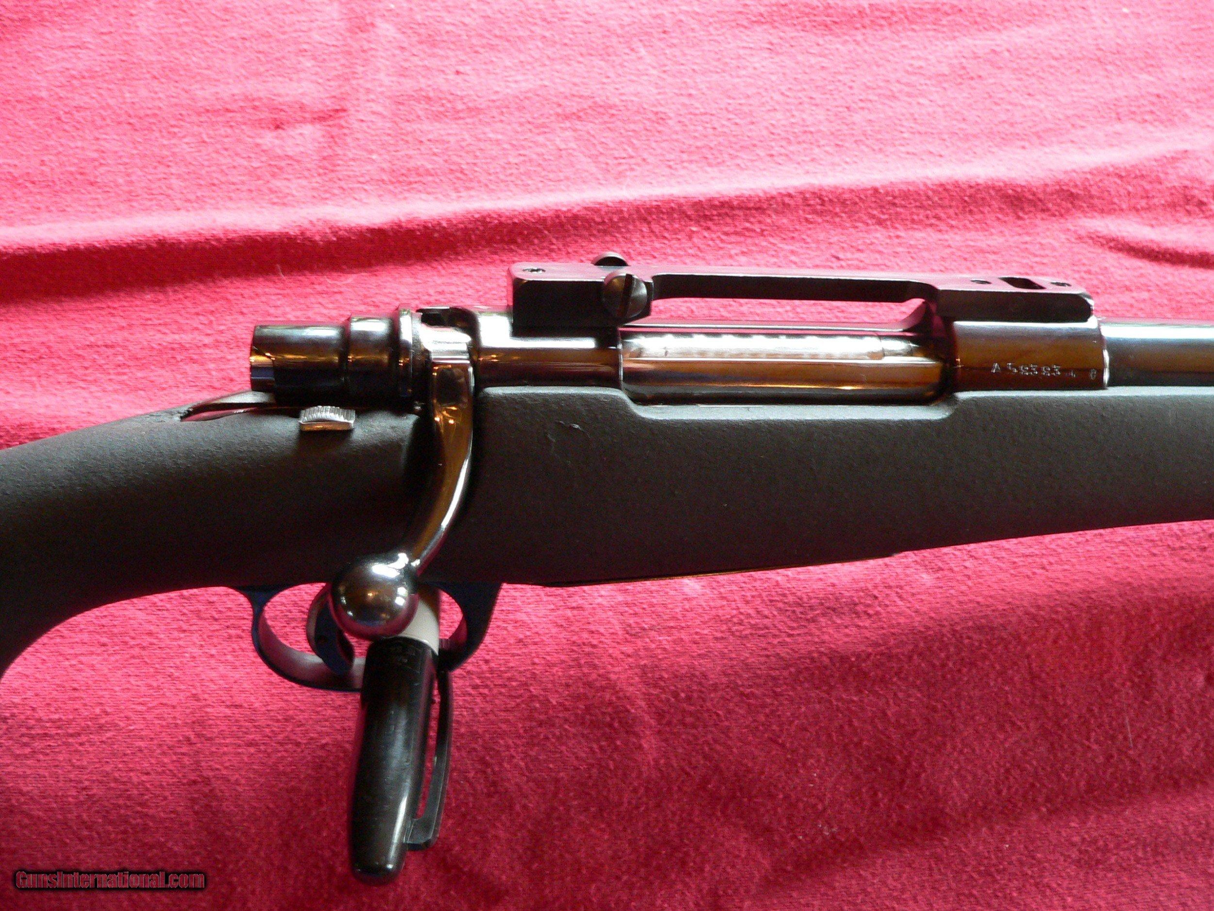 ... Interarms Model X cal. 300 Wby. Mag.