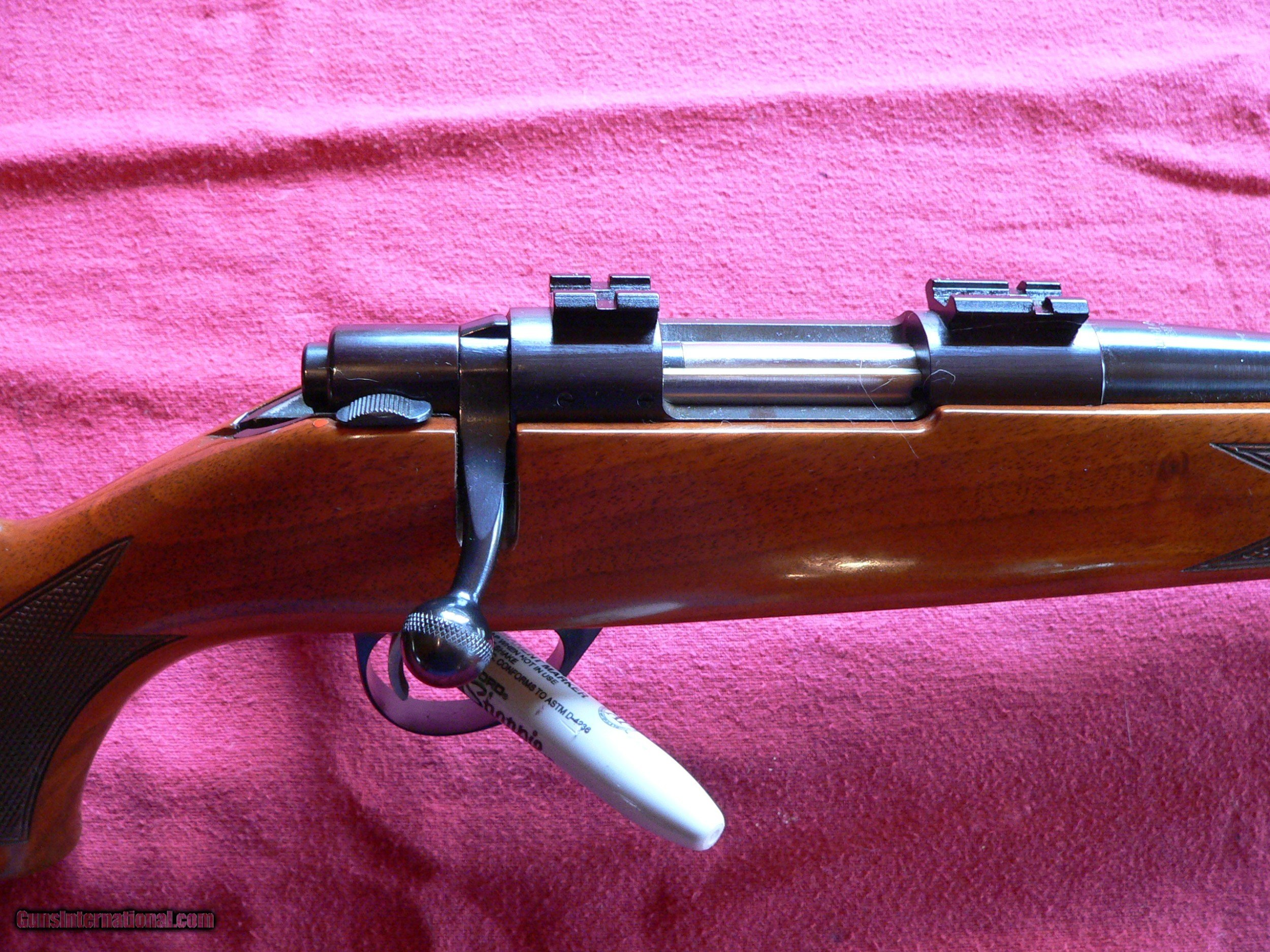 Harrington & Richardson Ultra Wildcat Model (Maker - Sako