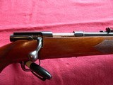 Winchester Model 43 Deluxe cal. 22 Hornet Rifle (early manufacture)