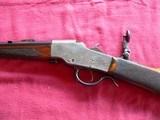 Hopkins & Allen Model 3922 cal. 22LR Rifle (Junior Scheutzen or also known as The Ladies Rifle).