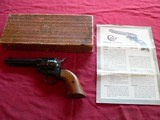 Colt Single-action Frontier Scout Revolver, cal. 22 Mag. only