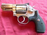 Smith & Wesson Model 66-2 Stainless steel Revolver, cal. 357 Mag. - 1 of 8