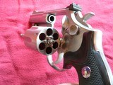 Smith & Wesson Model 66-2 Stainless steel Revolver, cal. 357 Mag. - 5 of 8