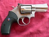 Smith & Wesson Model 66-2 Stainless steel Revolver, cal. 357 Mag. - 2 of 8
