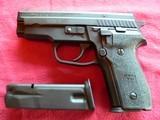 Sig Sauer Model P229 Semi-automatic Pistol, cal. 40S&W - 2 of 8
