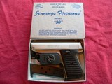 Bryco Arms (Jennings Firearms) Model 38, cal. 380 Auto Nickel-plated Pistol