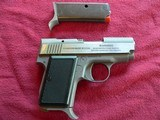 AMT Model 380 Back-Up, cal. 380 Auto Stainless steel Pistol - 4 of 7