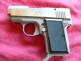 AMT Model 380 Back-Up, cal. 380 Auto Stainless steel Pistol - 2 of 7