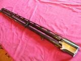 Krieghoff K-80, 28 gauge O/U Shotgun Barrels