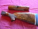 Krieghoff K-80 Shotgun exhibition grade wood