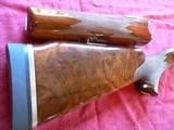 Krieghoff K-80 Shotgun exhibition grade wood - 3 of 12