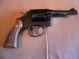 "Smith & Wesson Model 10-7, caliber 38 Special Revolver with 4"" Barrel"