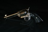COLT SAA .45LC NICKEL - 2 of 11