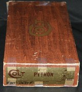 """COLT PYTHON 6"""" WITH BOX - 5 of 12"""