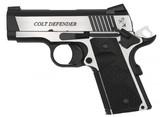 COLT DEFENDER 9MM - 1 of 10