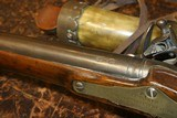 BRITISH OFFICERS FUSIL WITH POWDER HORN AND BAYONET - 3 of 23